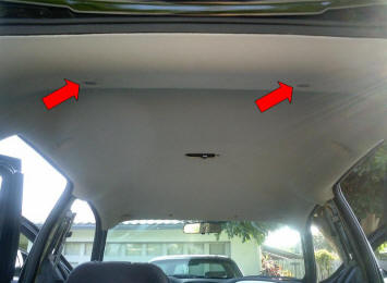 PT Overhead Console
