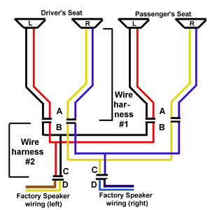 speaker diagram speaker image wiring diagram car stereo speaker wiring diagram car wiring diagrams on speaker diagram